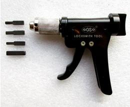 2019 pistola de seleção de bloqueio de covinhas Frete Grátis Original GOSO Novas Ferramentas Avançadas de Serralheiro Bloqueio Dimple Picareta Picareta Multifunções Plug Spinners pistola de seleção de bloqueio de covinhas barato