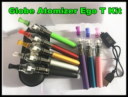 Wholesale Ce4 Oil - Dome Portable Vaporizer Portable Wax Vape Pen Discreet glass globe Waxy Oils Compact ego t Battery electronic cigarette vs ego ce4 DHL