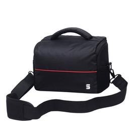 Wholesale Packaging Photography - 2017 SLR digital camera bag photography bag shoulder bag diagonal package outdoor sports fashion photography