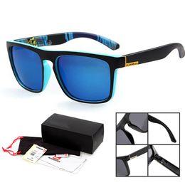 Wholesale Designer Sunglasses Clear Lens - The Ferris Sunglasses Men Square frame Sport Outdoor Eyewear Classic brand designer Sun glasses with original box Acetate women sunglasses