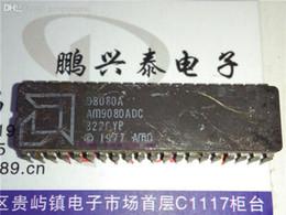 Пакет cpu онлайн-AMD. D8080A. AM9080ADC, AM9080ADCB, микропроцессорный микропроцессор 8-BIT. AM9080 / 8080 cpu Collect / 40 Pin Ceramic package, CDIP40