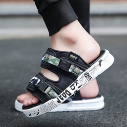 Wholesale Mens Fisherman Sandals - 2017 Retail And Wholesales Mens Casual Style Sandals Males Beach Sandals Comfortable Sandals Summer Season Shoes Y3-901-052