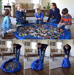 Wholesale Toy Car Bulk - Kids Toys Storage Bag Foldable Drawstring Beam Port Finishing Home Organizer Wholesale Bulk Accessories Supplies Items product