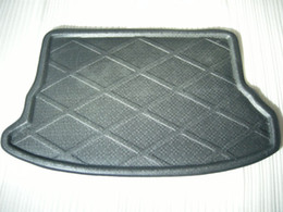 Wholesale Carpet Liner - Free ship Car Rear Tail Trunk Mat Protector Cargo Liner Carpet tray boot For KI A SPORTAGE