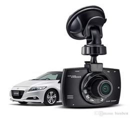 "Wholesale Memory Card Real - 2.7"" Car Dvr HD 1080P(REAL 720P) Car Camera Recorder G30 With Motion Detection Night Vision G-Sensor Dvrs Dash Cam Black Box"