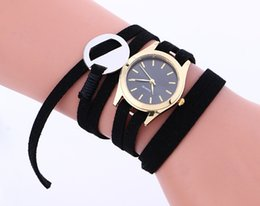 Wholesale Young Ladies Watches - New Top Brand women creative slim strap watch golden white graceful young girl elegant fashion quartz lady watches