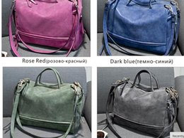 Wholesale N Handbags - n bag 2016 PU leather soft handbag female big shoulder bag high quality women messenger bags