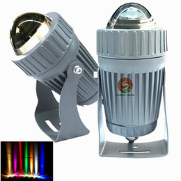 Wholesale Narrow Led - Narrow sharp focused angle Waterproof spot light outdoor LED Lawn Lamps 1W 10W 30W LED spotlight