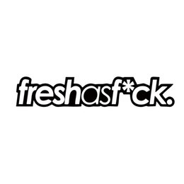Wholesale Hot Decals - 2017 Hot Sale Car Stying Fresh As Fck Funny Jdm Drift Scion Window Sticker Vinyl Decal High Quality