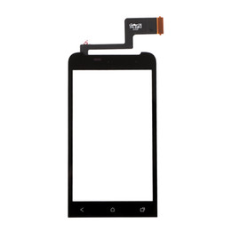 Wholesale One X Screen Lcd - OEM Touch Screen Digitizer Glass Lens for HTC One X One V T328w T328d T328e G17 G18 G19 G21 free DHL