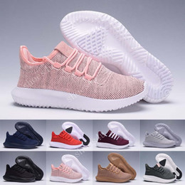 Wholesale Sportwear For Men - NEW Cheap Tubular Shadow Knit Boost Ultra influence Shoes Fashion Sneaker For Men Women Trainer Running Sportwear Sports boot wholesale