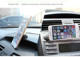 Canada Multifonctionnel support magnétique support 360 degrés rotation mobile téléphone support mobile téléphone multi fonction énergie aimant support voiture support Offre