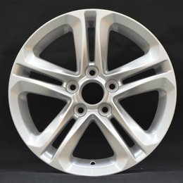 Wholesale Wholesale Price Rims - Famous factory supply siliver machined face size 15 inches replica alloy wheel rims with good price