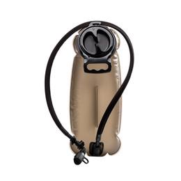 commercio all'ingrosso della vescica dell'acqua dello zaino Sconti Contenitori portatili per sacchi d'acqua Molle bottiglia d'acqua idratazione vescica Zaino Idratazione Sport Escursionismo Marrone all'ingrosso DHL