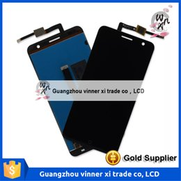 Wholesale Chinese Replacement Phone Screens - For ZTE Blade V7 LCD Assembly Display + Touch Screen Panel Replacement Screen For ZTE V7 Phone Free shipping