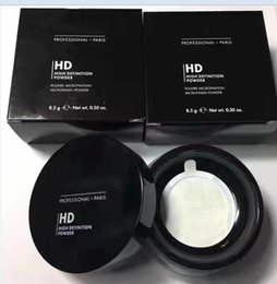 Wholesale Free High Definition - New HOT Brand HD High Definition Microfinish Powder Face Powder Full size 0.30 oz 8.5g Free Shipping