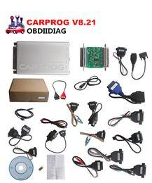 Wholesale Carprog Full Ford - Carprog Full V8.21 with All 21 Adapters Including Full Functions Carprog V8.21 ECU Chip Tuning Tool Carprog