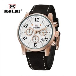 Wholesale Fashion Watchs - Big pilot watch Chronograph men luxury brand Men business fashion watchs Automatic Luxury Brand Multi-function six-pin outdoor watchesWate