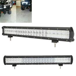Wholesale Emergency Vehicle Bar Lights - SALE! 23 inch 240W 5D Lens LED Light Bar Flood Spot Combo Work Lamp SUV ATV 4WD Vehicle Emergency & Rescue Lighting CLT_41K