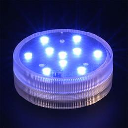 Argentina Multicolor sumergible LED Jarrón de luz Base de control remoto Led luz a prueba de agua Centro de mesa para la decoración del banquete de boda Luz de la noche Suministro