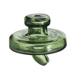 2019 encendedores de pistola Tapa de carb. OVNI de vidrio de color universal Sombrero estilo cúpula para brazaletes de cuarzo Uñas tubos de agua de vidrio, plataformas de aceite dab al por menor