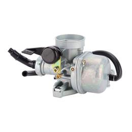 Wholesale Atv Carburetor Parts - Universal 22mm Carburetor Carb ATV Parts For Honda XR-50 CRF-50 XR-70 CRF-70 Aluminum High Quality ATV Parts & Accessories