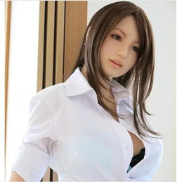 Wholesale Japanese Lifelike Sex Dolls Male - Full body real sex doll japanese silicone real dolls lifelike male love dolls life size realistic sex dolls for men sex toys from factory