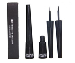 Wholesale Eyeliner Dhl - DHL free shipping HOT new makeup #1.#2 black Waterproof Liquid eyeliner 2.5ml fast dhl shipping