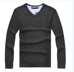 Blusas de inverno on-line-2018 inverno ritmo warming o-uk itália marca nova moda masculina t-shirt único fio stoned laço camisola gola redonda 7 tamanho da cor S-2XL