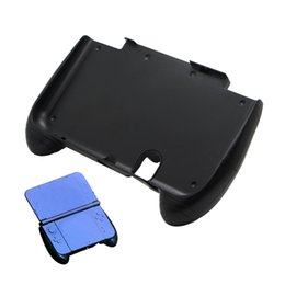 Wholesale Nintendo 3ds Xl Cases - Wholesale Game Pad Hand Grip Stand Holder Gaming Case Handle Stand for Nintendo 3DS XL LL