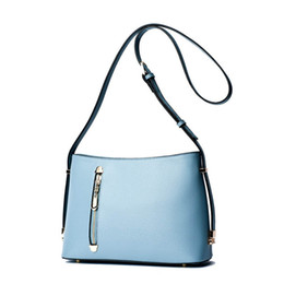 Wholesale Patent Hand Bags - Lady handbags 2017 new women small bags inclined shoulder bag singler shoulder bag high quality PU hand bags