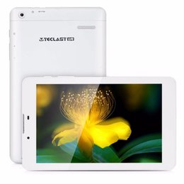 "Wholesale Phone 4g Band - Wholesale- Teclast P70 4G Phablet 7"" MTK8735 Quad Core IPS Screen 1280*800 Android 5.1 Phone Tablets 1GB 8GB GPS Dual Band WiFi Tablet PC"