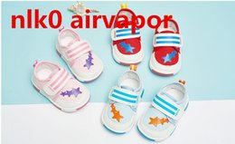 Wholesale Plastic Baby Walker - Lucus's store nlk0 airvapor perfect version baby shoe baby first walkers (true to size) black white any two pairs free dhl double box