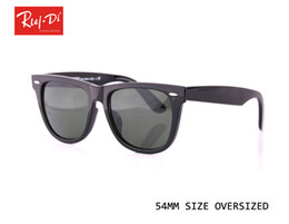 Wholesale Oversized Sunglasses For Women - New Fashion Square Sunglasses Women Retro Brand Designer Sun Glasses for Women Flat Top Oversized Sunglasses UV400 Oculos 54mm gafas