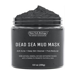 Wholesale Eye Collagen Face Mask - New Dead Sea Mud Mask Deep Cleaning Hydrating Acne Blemish Black Mask Clearing Lightening Moisturizer Nourishing Pore Face Cleaner