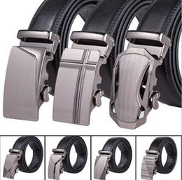Wholesale waist belts for dresses - Brand Belt High Quality Designer Belts Men And Women Belts Luxury Belts For Men Automatic buckle belt Waist Dressing Belt