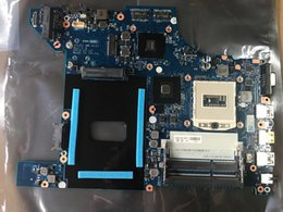 Wholesale Graphics Cards Agp - Original laptop Motherboard For E440 AILE1 NM-A151 rev 1.0 FRU 04X5921 non-integrated graphics card