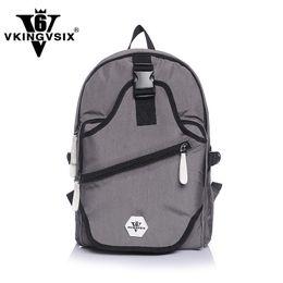Wholesale Denim Red Hot Girls - Hot Sale Outdoor School Bags for Girls Grey Red Backpack Women Backpacks Teenage Mochila Masculina 2017 Back Pack for Travel Schoolbag