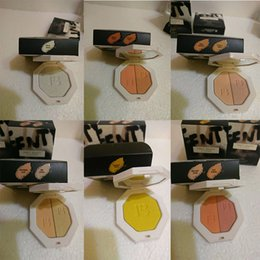 Wholesale Highlighter Face - Newest Makeup Fenty Beauty By Rihanna Killawatt Freestyle 6 Kinds of Bronzers & Highlighter Face Powder New In Box!Free shipping!
