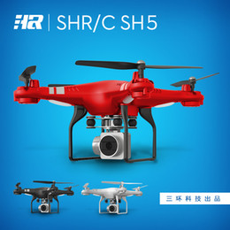 Wholesale Axis 2mp - SH5HD SH5W Altitude-Hold Wi-Fi 2MP HD Camera 2.4Ghz 6-Axis UAV RTF Quadcopter Drone UFO Gyro RC