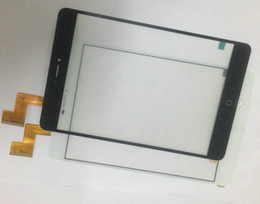 "7.85-дюймовый экран Скидка Wholesale- Original New 7.85"" inch RoverPad Pro 7.85 3G Tablet Touch Screen Panel Digitizer Glass Sensor Free Shipping"