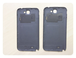 Wholesale Door Cases S3 - Battery Door For Samsung Galaxy S I900 S3 I9300 S4 I9500 Note 2 N7100 Back Housing Cover Rear Case + Tracking