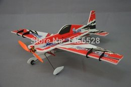 Wholesale Fly 3d Model - Wholesale- Rc model rc airplane epp plane Skywing 8MM Epp Profile Slick 3D airplane park fun fly assembly model wingspan 32inch 2color