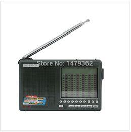 Wholesale Radio Dsp - Wholesale-New Original Degen DE1103 DE-1103 Full Band Digital DSP Radio Receiver Clock FM Stereo MW LW SSB Shortwave Russian