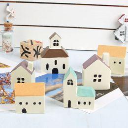 House Ornaments Resin Outdoor Decorative Items Miniature Artificial Design Diy Antique Ornaments Accessories Model Forhouse Decoration