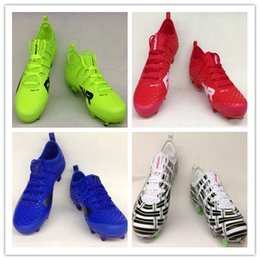 Wholesale Fresh Cream - 2017 Cheap Sale Breathing 3D evoSPEED 1.4 SL Fresh FG Original soccer cleats 17.SL-S Griezman DF 2018 football boots messi cleats size 39-46