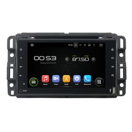 Wholesale Dvr Full Rear - Fit for GMC Yukon Tahoe 2007-2012 full touch Android 5.1.1 1024*600 HD car dvd player gps radio 3G wifi bluetooth dvr OBD2 FREE MAP CAMERA