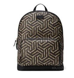 Wholesale Top Selling School Backpacks - men's caleido backpack hot sell item 406370 the size is 32*40*15cm fashion brand designer backpack for man top quality super AAA school bag
