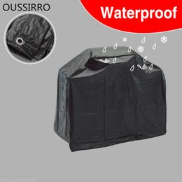 Wholesale Garden Bbq Grill - Wholesale- New 2017 OUSSIRRO BBQ Cover Outdoor Waterproof Barbecue Covers Garden Patio Grill Protector