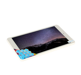 Wholesale Super Slim Tablet Pc - Wholesale- New Arrivial 8 Inch IPS 1280*800 Cube U27GT Super Tablet PC Android 5.1 MTK8163 Quad Core 1GB RAM 8GB ROM Bluetooth WIFI HDMI